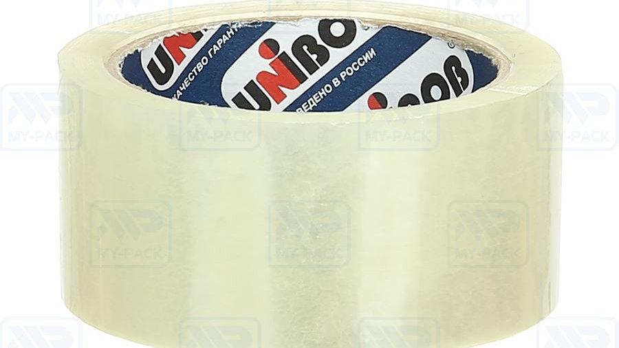 Скотч прозрачный Unibob 48мм х 66метров