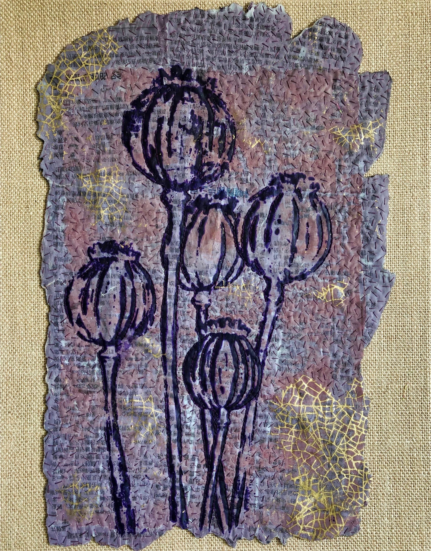 Poppy Seed Heads 3