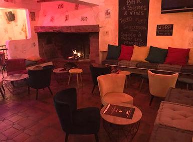bodega del joker lounge a l etage,bieres,vins,tapas,catalan,pizza