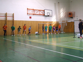 Badminton - sezóna 2020/2021