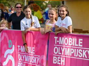 T-Mobile Olympijský běh se povedl