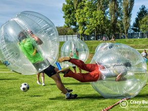 Mistrovství ČR 2015 v Bubble Footballe 8. 5. 2015