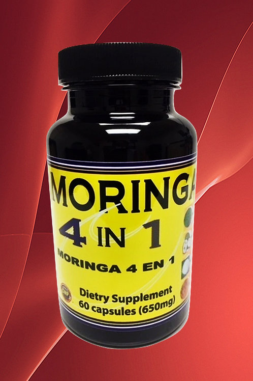 MORINGA 4-1 CAP