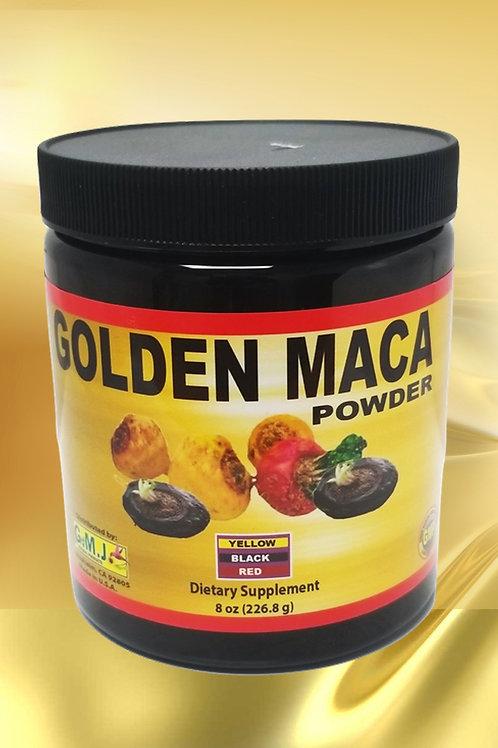GOLDEN MACA POWDER 8 OZ