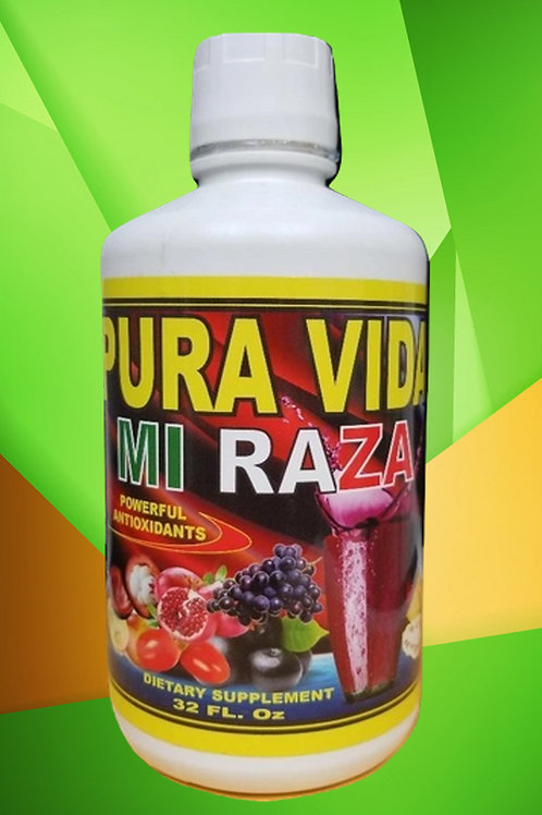 PURA VIDA ANTIOXIDANT