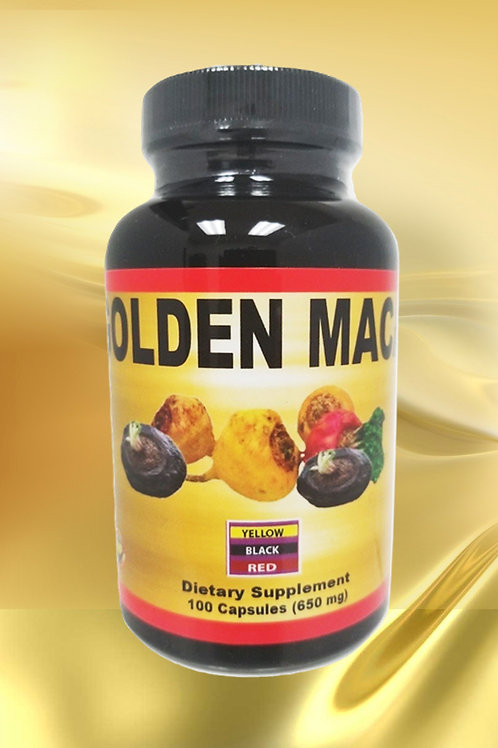 GOLDEN MACA