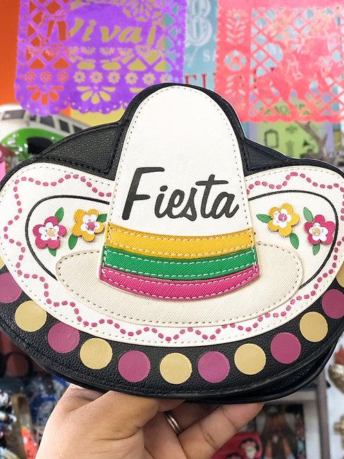 Fiesta Sombrero Cross body Purse