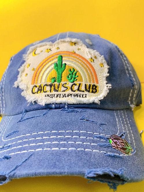Cactus Club Hat