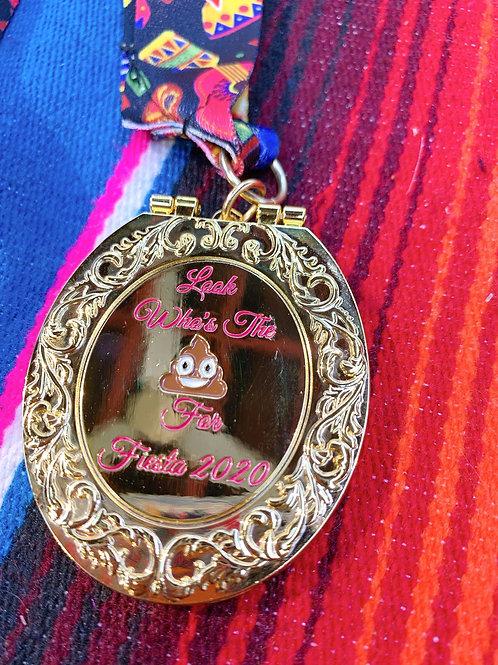 Medina Best Plumbing Fiesta Medal