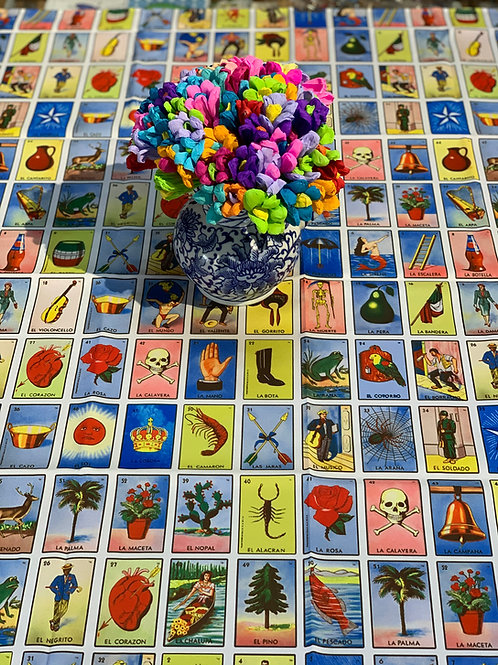 Loteria Tablecloth