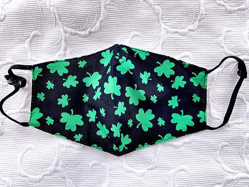 St Patricks Day Mask