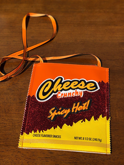 Cheese Crucnchy Bag
