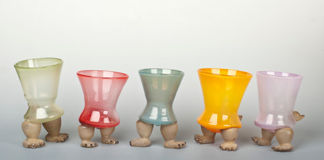 Bear Foot Cups