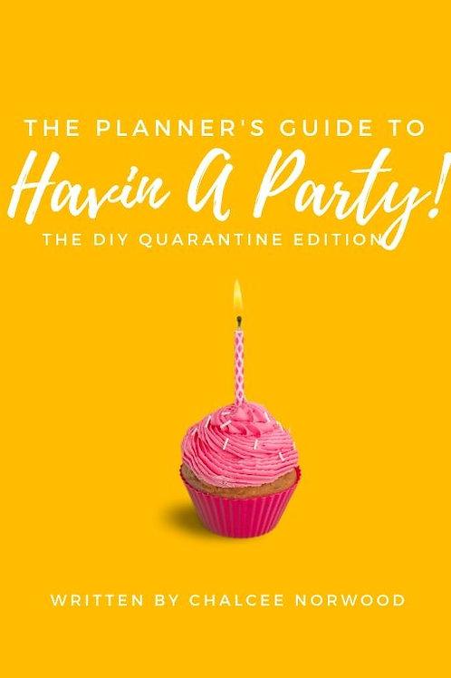 Havin A Party Ebook