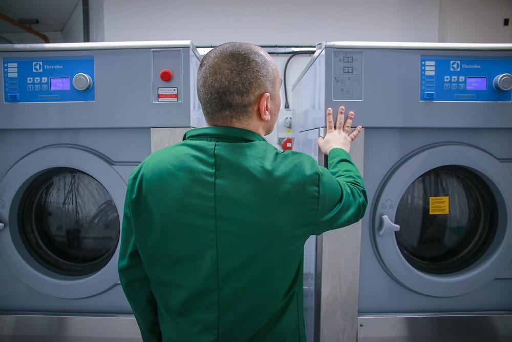 Sock Laundry Machine