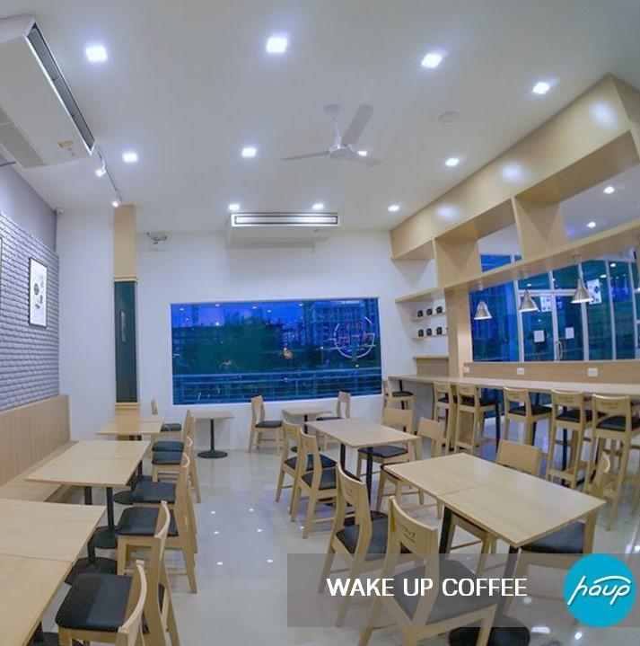 WAKE UP COFFEE, Thailand ที่ตั้ง : บริเวณ J-Park ธรรมศาสตร์ รังสิต  เวลาเปิด-ปิด : ตลอด 24 ชั่วโมง Facebook : WAKE UP COFFEE, Thailand