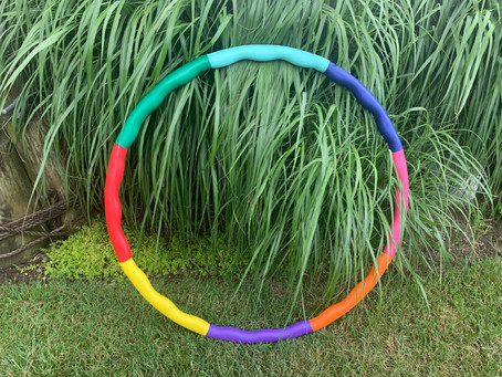 A Hula Hoop Started It All