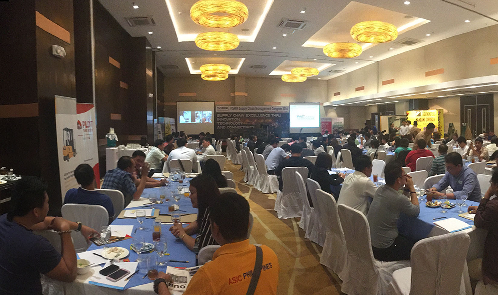 WTI attends SCMAP Cebu Conference