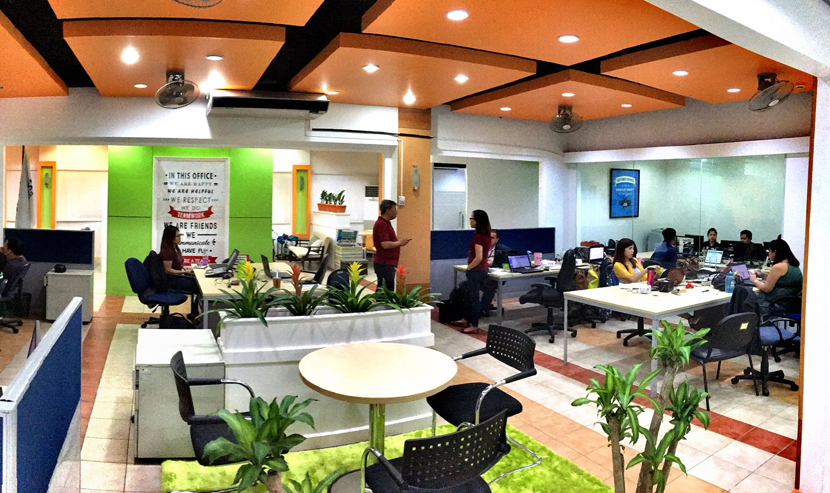 WTI Office Main Hall
