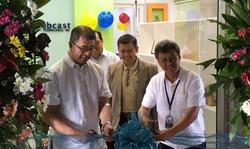 Ribbon Cutting w/ DOST Sec dela Peña