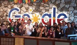 WTI visits Google Philippines HQ