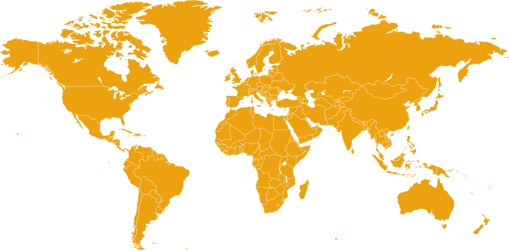 trackMe in the World Map