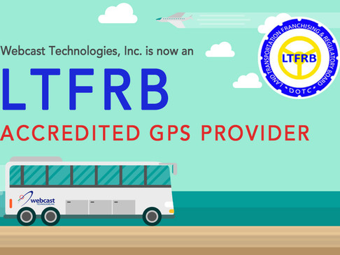 WTI now an LTFRB Accredited GPS Provider