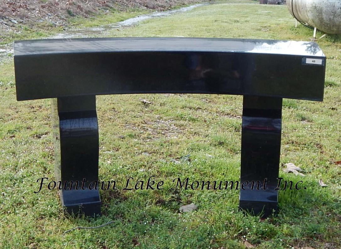 Contemporary Bench