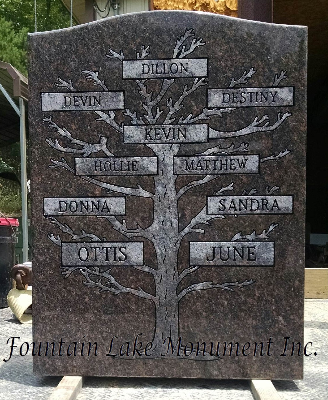 Family TreeWM
