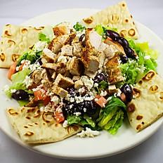 Chicken Bruschetta Salad