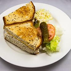 Homemade Tuna or Chicken salad Sandwich