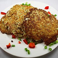 Idaho Potatoes Pancakes