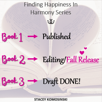 Finding Happiness In Harmony Series Update