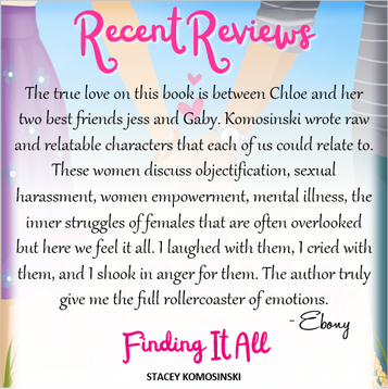 Finding It All - Recent Reviews