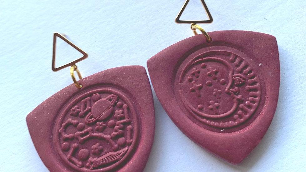 Oracle Earrings