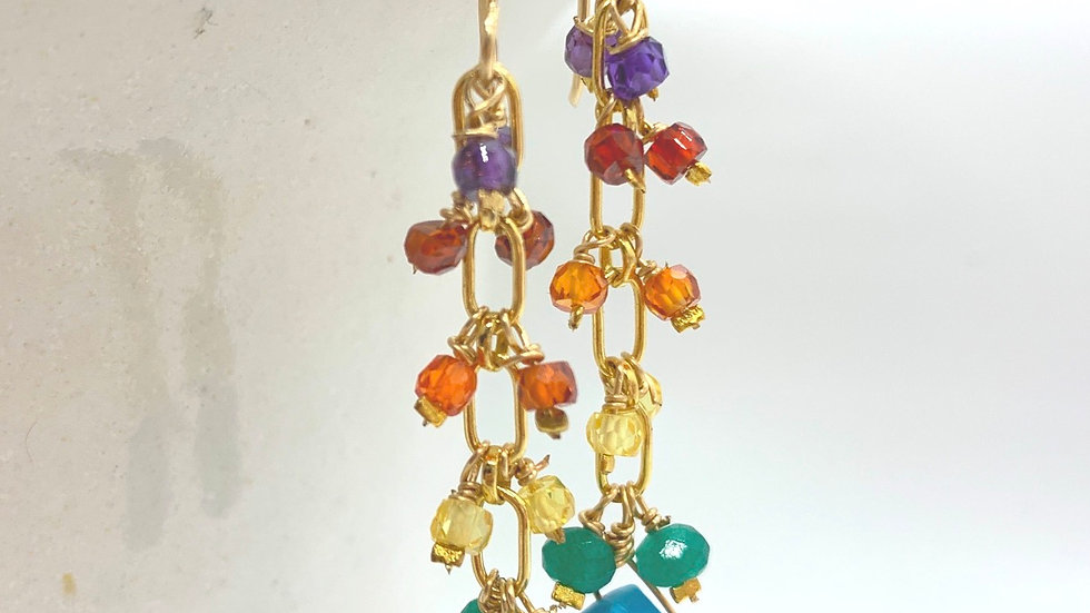 Pride Cascadia Earrings