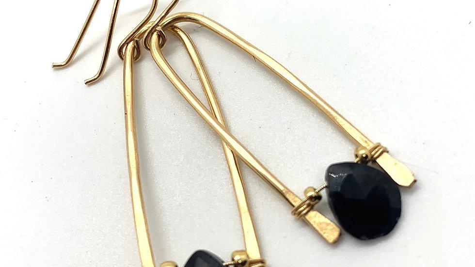 Obsidian Wishbones