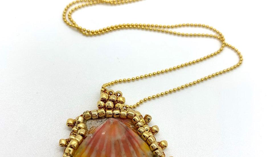 Sunrise Shell Necklace #2