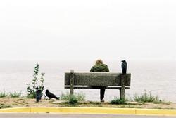 Chris the Crow Man