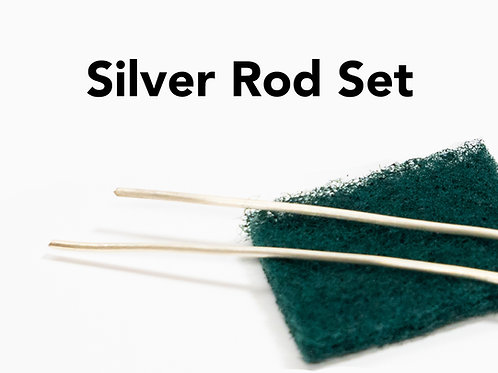 Silver Rod Set