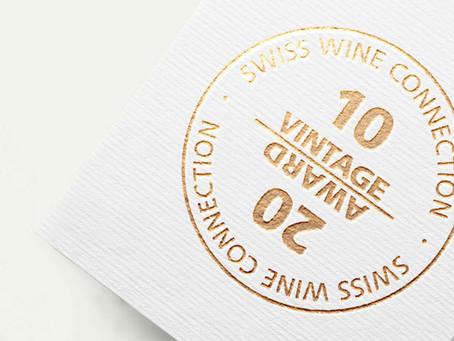 10, 09, 08, 07, 06 – der Swiss Vintage Award freut uns auch zum fünften Mal in Folge.