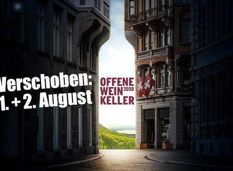 Offene Weinkeller am 1. und 2. August