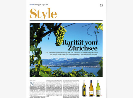 R3 Räuschling – Rarität vom Zürichsee
