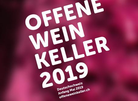 Tag der offenen Weinkeller am 1. und 4. Mai 2019