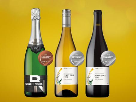 Decanter World Wine Award 2021