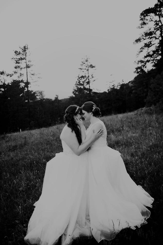 Kelsey + Joanie 06.25.18 - Anniversary Post!