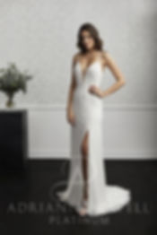 adrianna-papell-40240-slit-skirt-bridal-