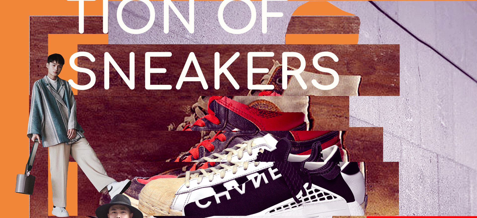 The Evolution of Sneakers