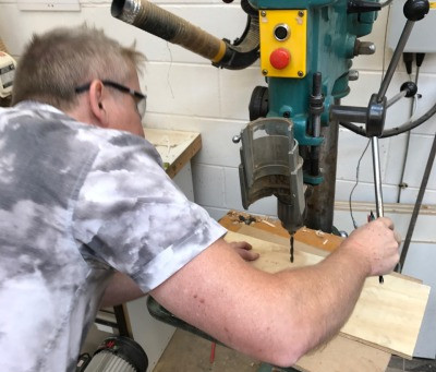 Induction in the Wood Workshop