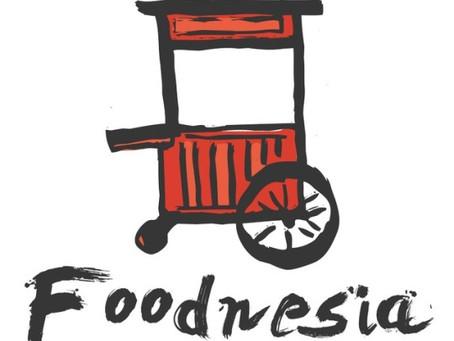 Foodnesia Final designs